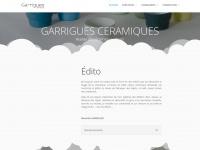 garrigues-ceramiques.com