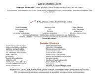 chimix.net