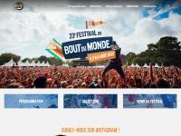 festivalduboutdumonde.com