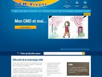Cem-vivant.com