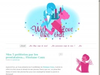 With a love like that - blog mariage