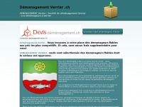 demenagement-verrier.ch