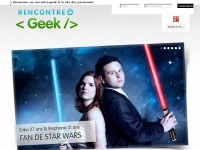Rencontre geek france