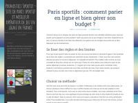 pronosticssportif.com