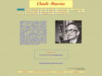 claudemauriac.org