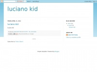 luciano-kid.blogspot.com