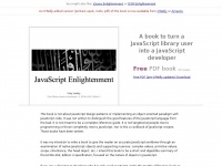 javascriptenlightenment.com