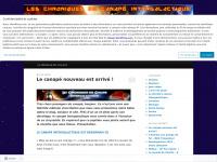 leschroniquesducanapeintergalactique.wordpress.com