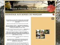 Auxboriesmarquay.fr